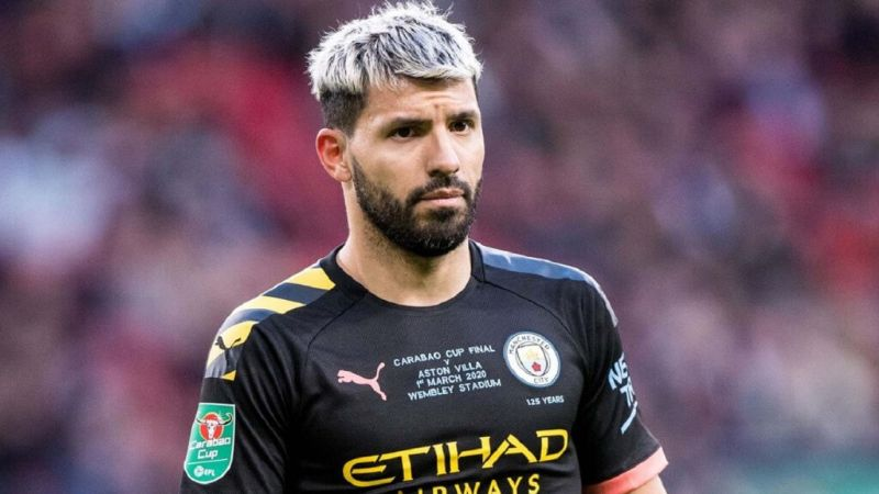 Agüero en el top 10 de la Premier League