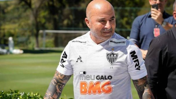 El Mineiro de Sampaoli insiste por un delantero de Boca | El Crack Deportivo
