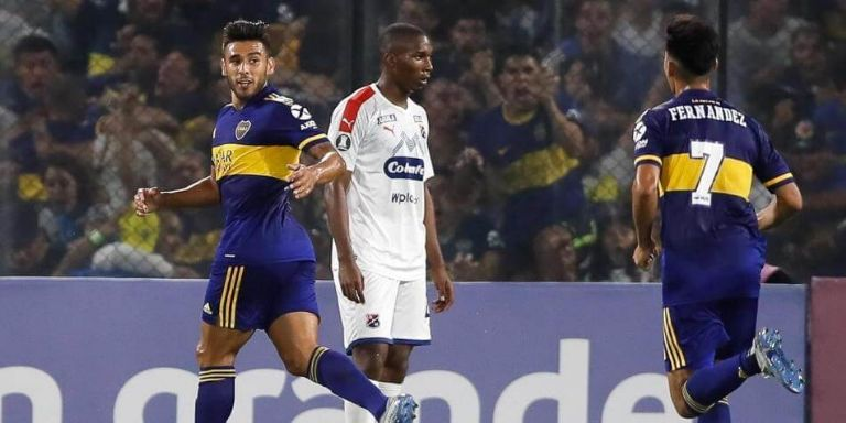 Murillo expresó que William Tesillo es un jugador ideal para Boca