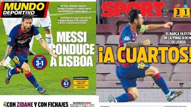 En Europa, Messi es la Champions   El Crack Deportivo