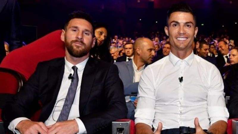 Messi sigue superando a Cristiano Ronaldo