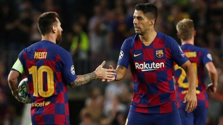 Elogio de Suarez a Messi
