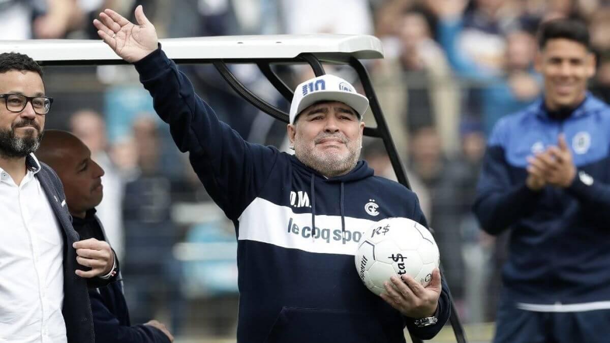 Dorados Maradona