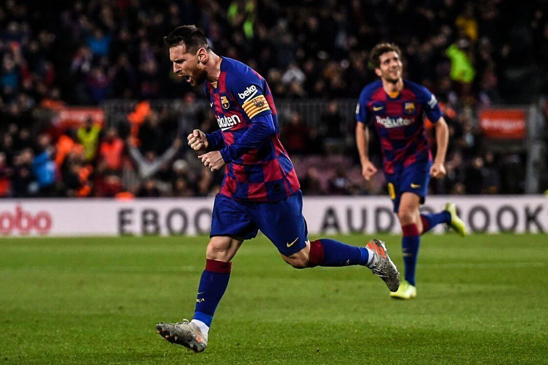 Golazos de tiro libre de Messi