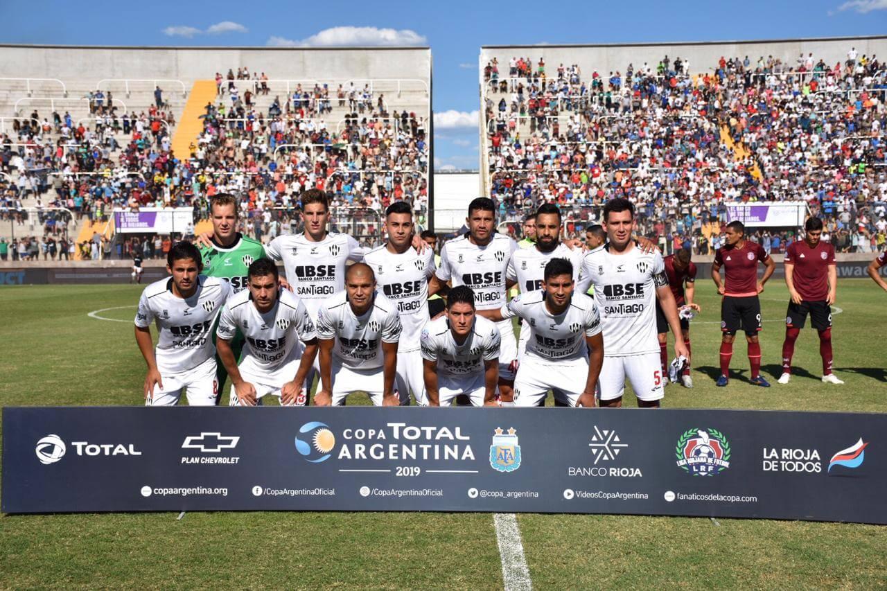 Central Cordoba Copa Argentina