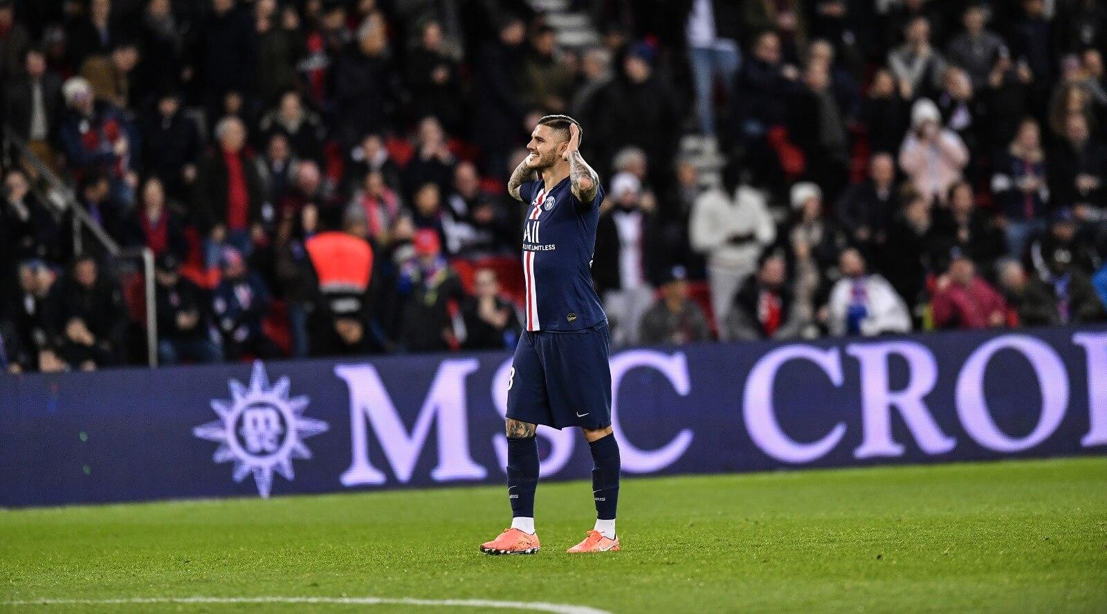 El nuevo récord de Icardi en en PSG