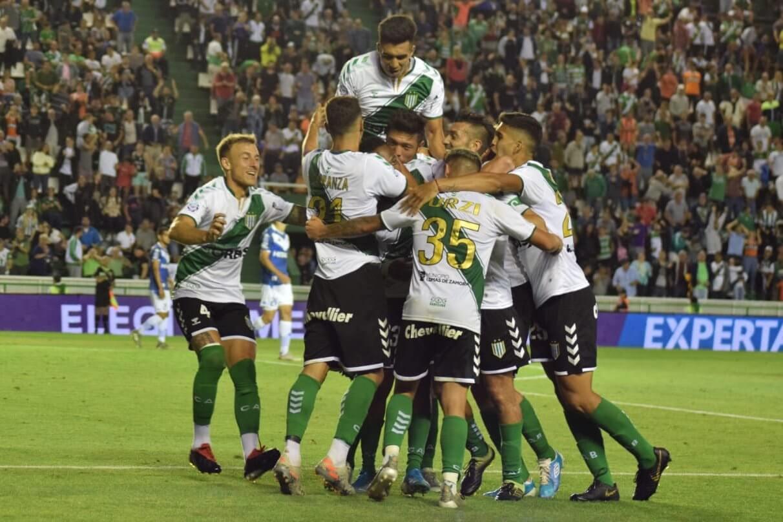 Con gol de Lenis Banfield le ganó a Vélez