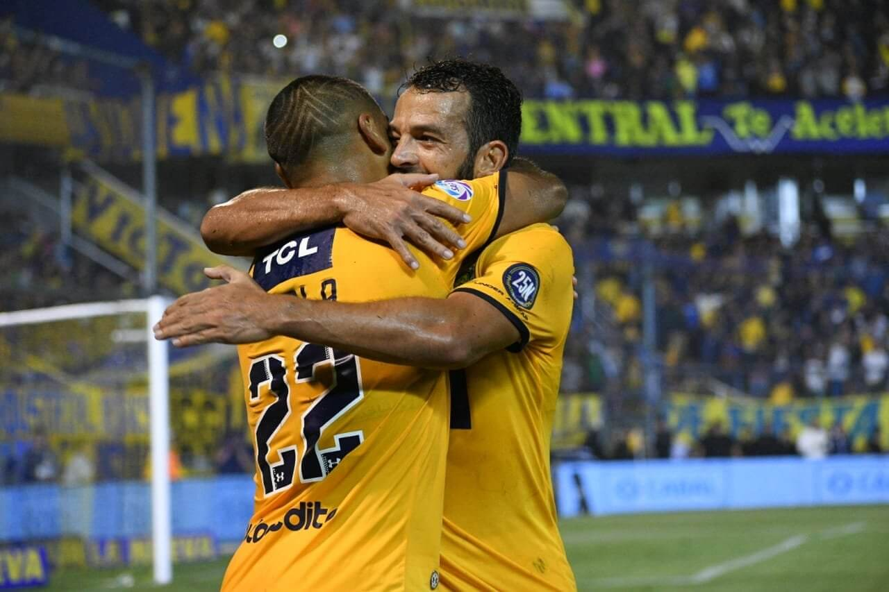Rosario Central goleó a Aldosivi