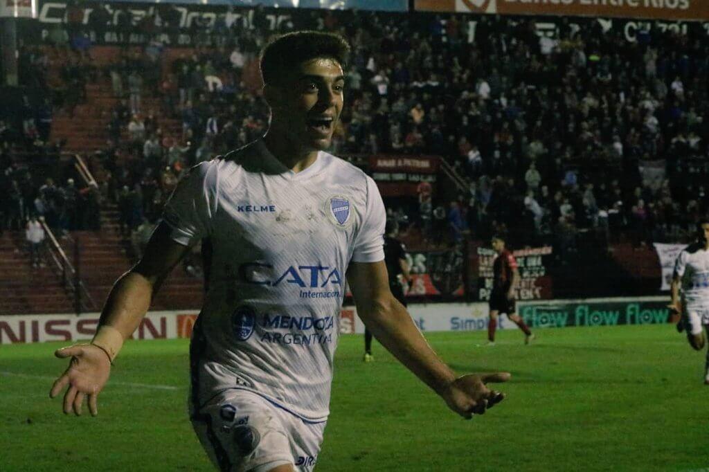 Godoy Cruz venció a Patronato