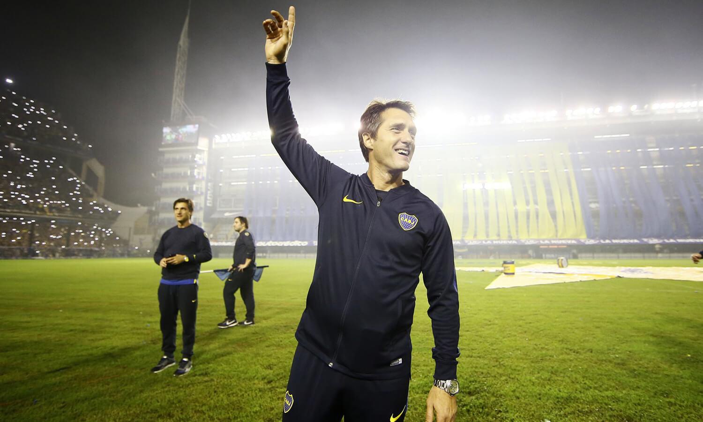 Hugo Barros Schelotto contó que Guillermo quiere volver a Boca