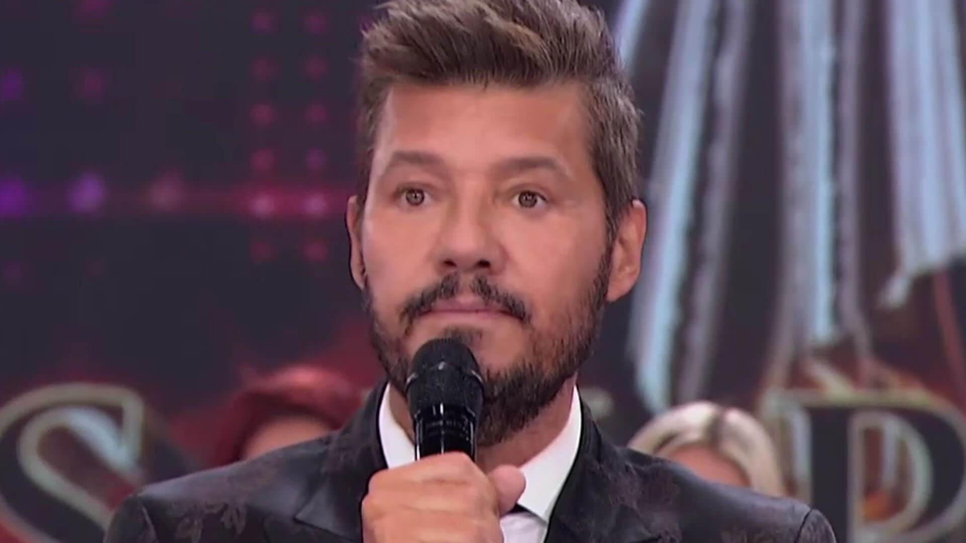 Tinelli va como candidato a San Lorenzo