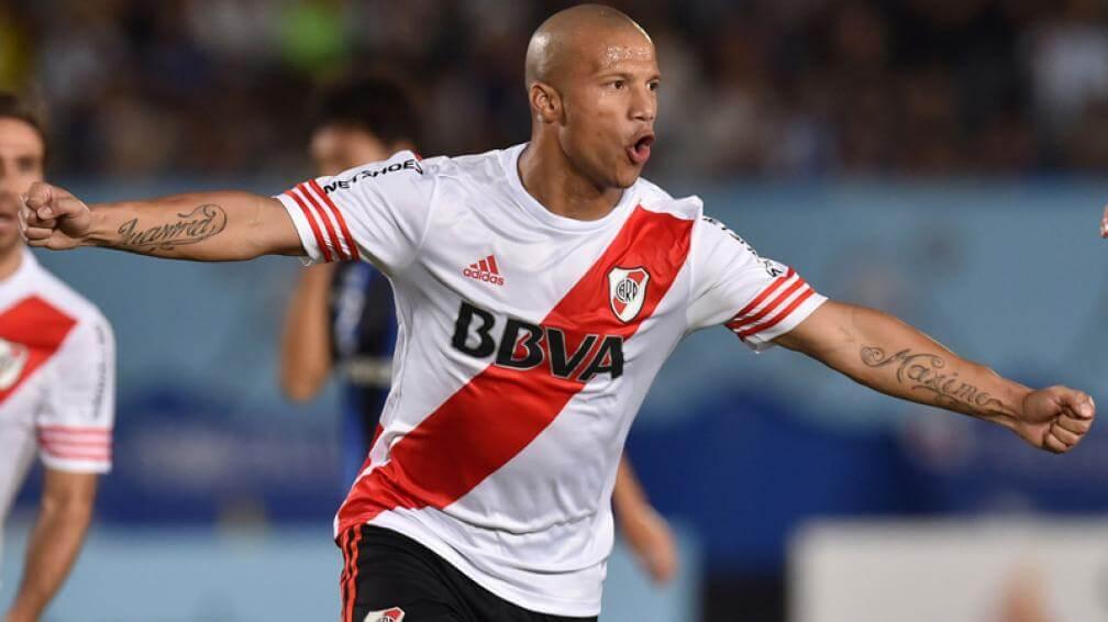 Carlos Sanchez hablo de River