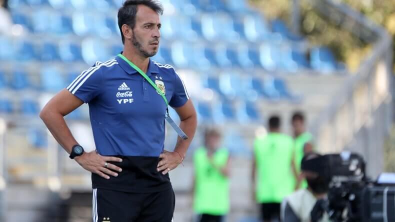 Batista Selección Argentina preolímpicos
