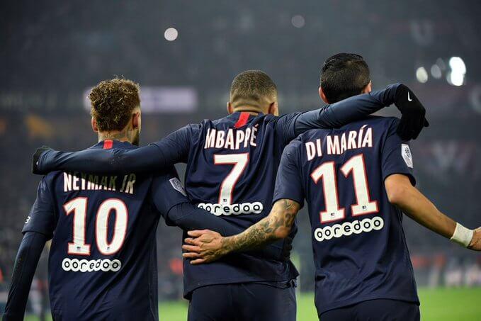 El PSG venció al Nantes