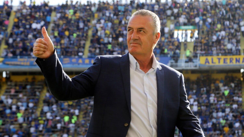 La Selección de Ecuador quiere a Alfaro