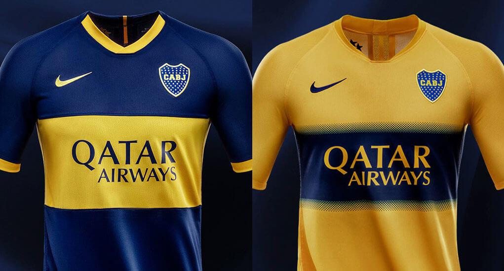 Boca Nike Adidas
