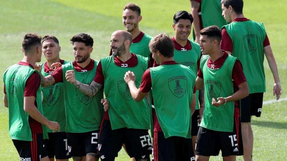 Nacho Fernández se va de River