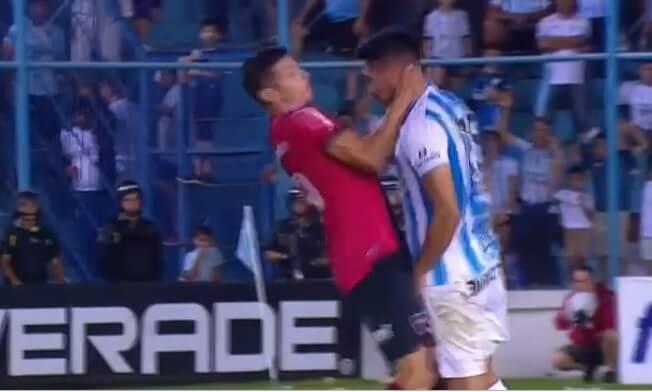 Salinas Cabral Atlético Tucumán Newell's