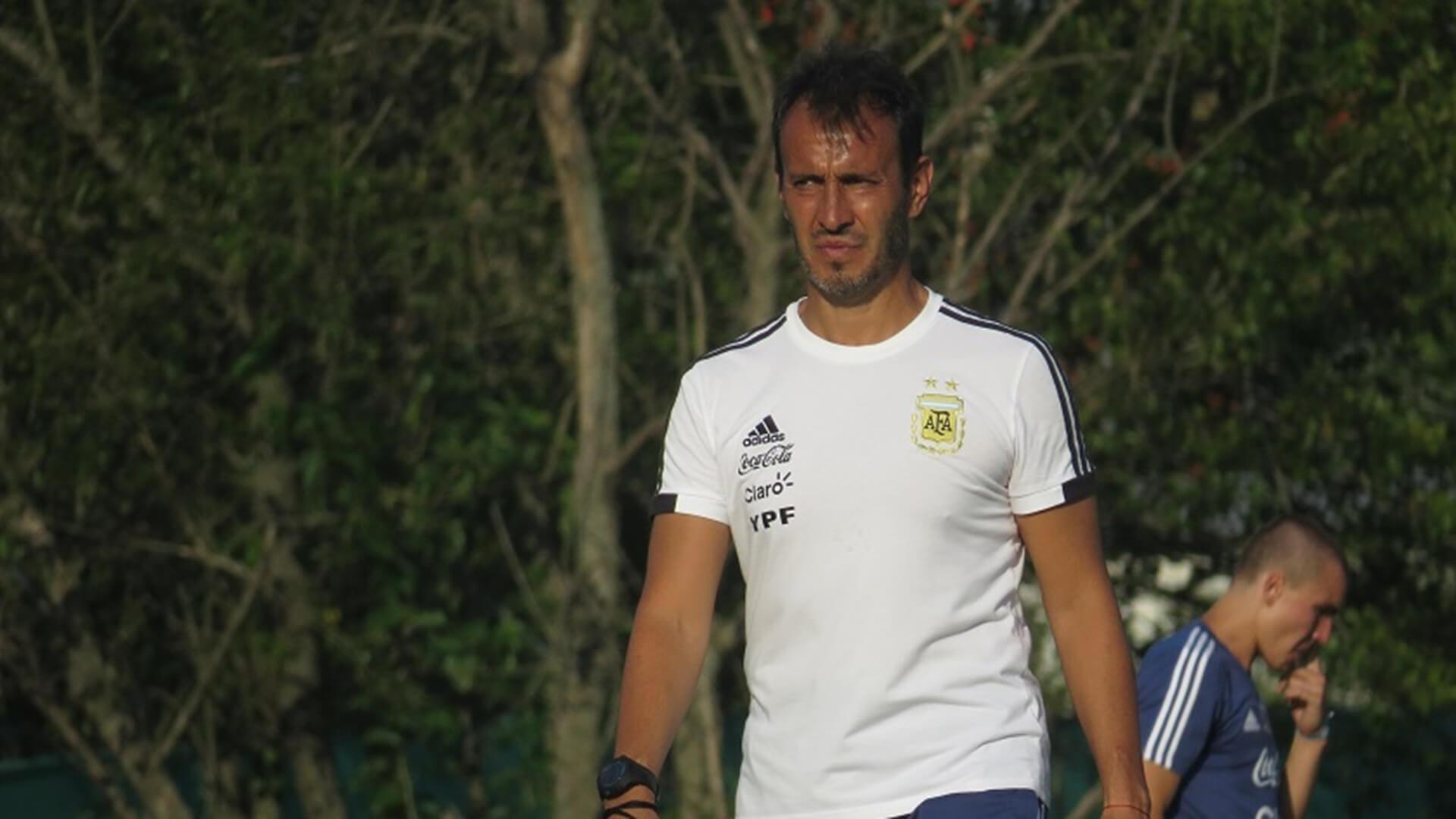 Bocha Batista Selección Argentina Preolímpico Sub23
