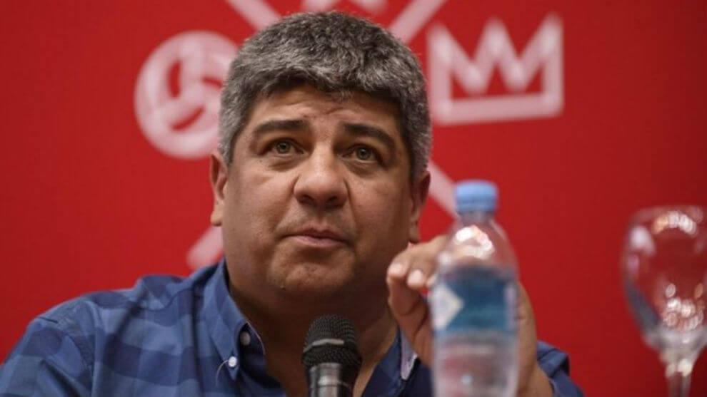 Pablo Moyano Independiente