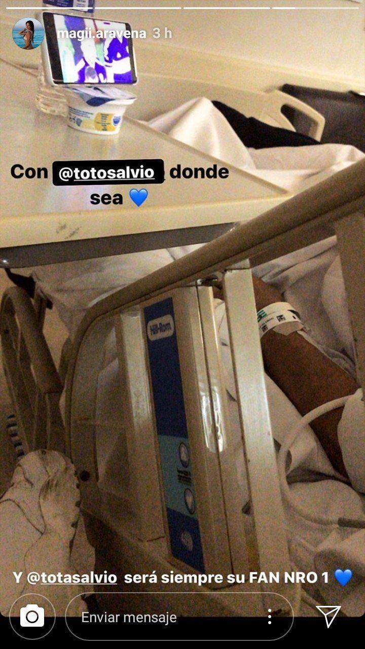 Tota Salvio Toto Salvio Boca