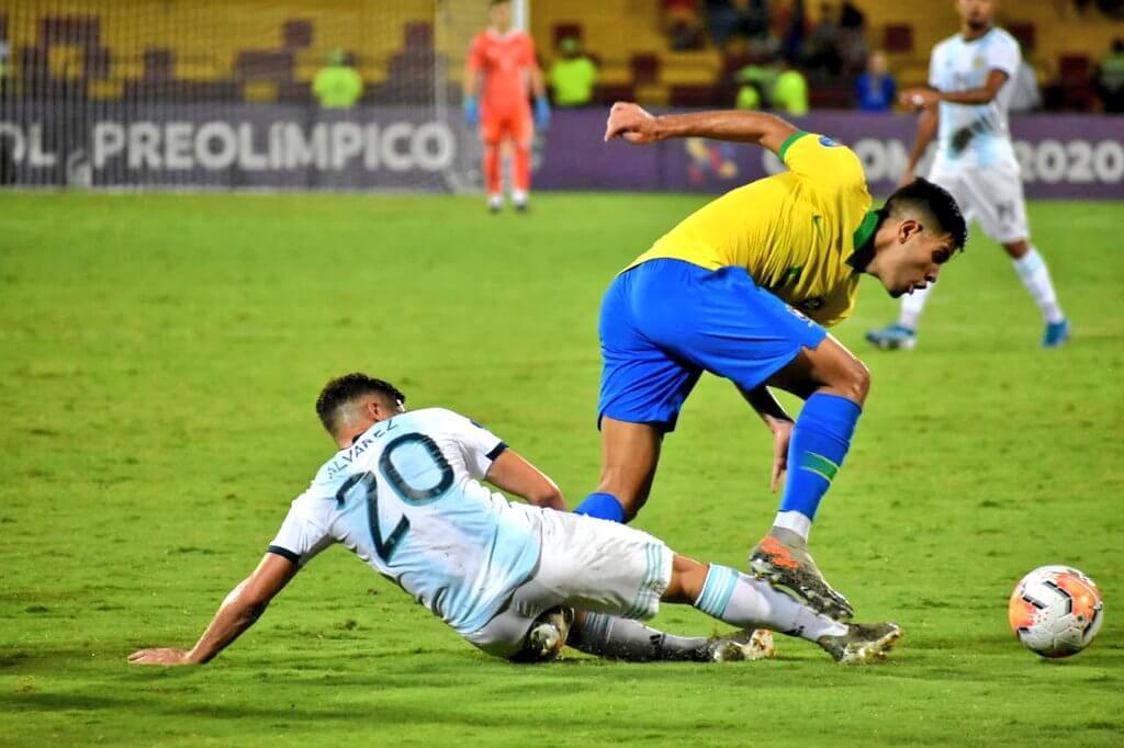 Sub23 Argentina Brasil