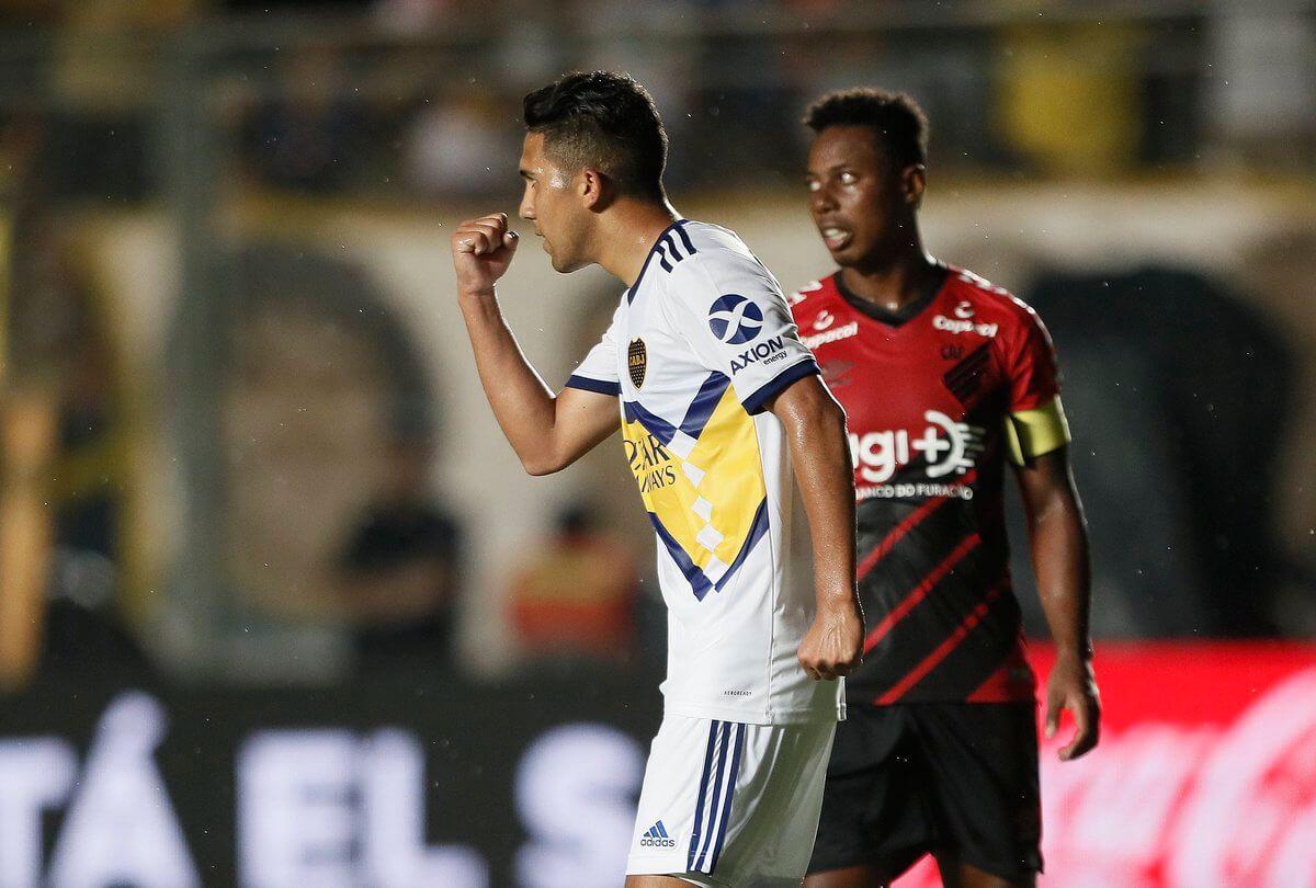 Bebelo Reynoso MLS Boca