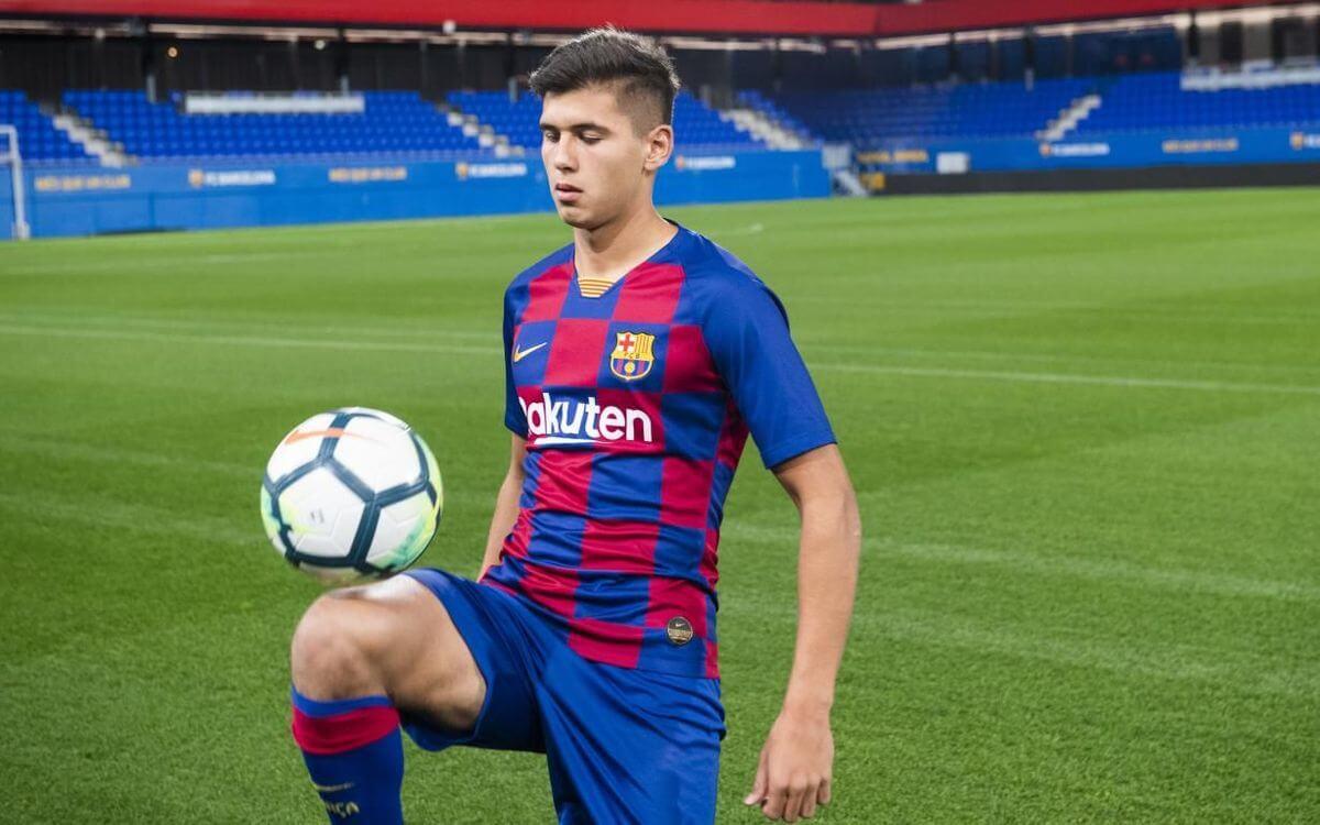 Ramos Mingo Boca Barcelona