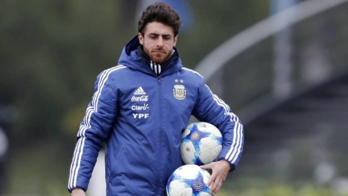 Aimar Gallardo entrenador