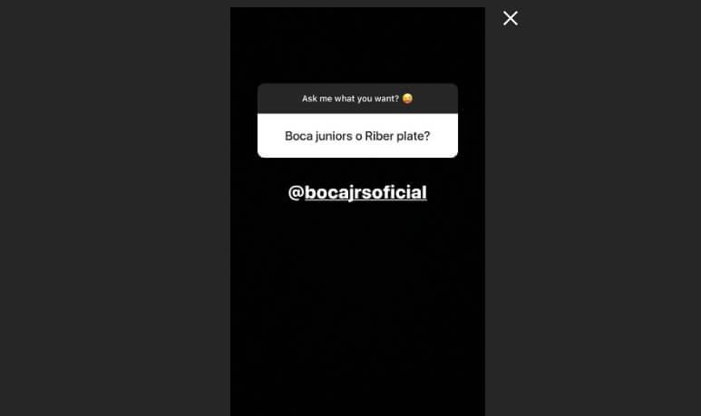 Lukaku hincha Boca