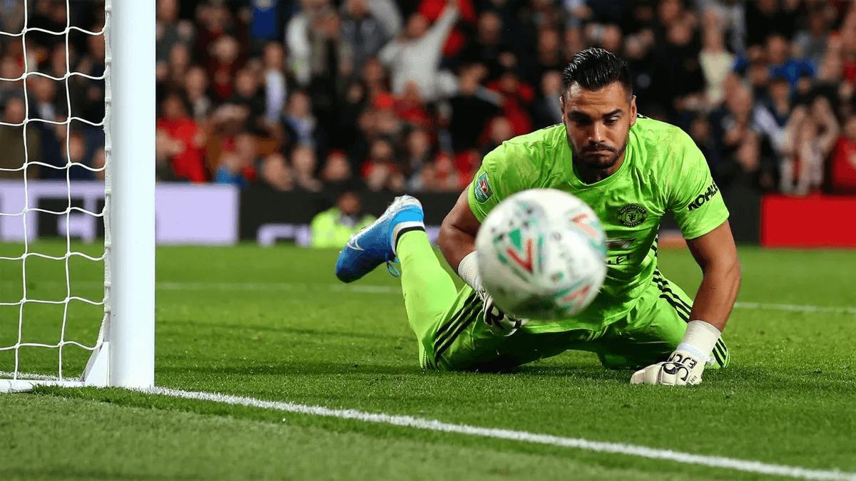 Chiquito Romero Manchester United denunciado