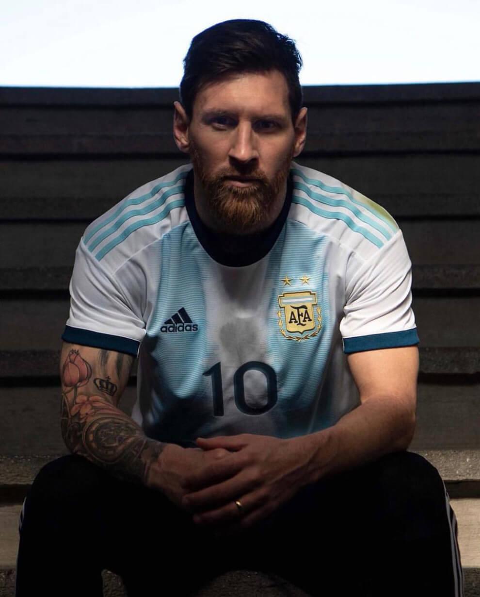 Instragram Lionel Messi desapareció