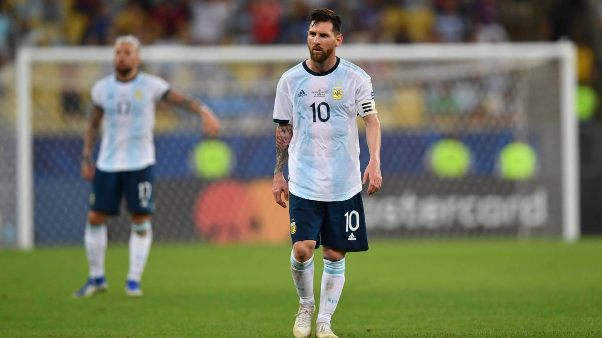 Lionel Messi Scaloni mejor historia
