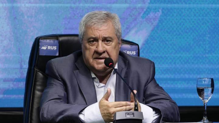 Ameal campeonato finalización boca presidente