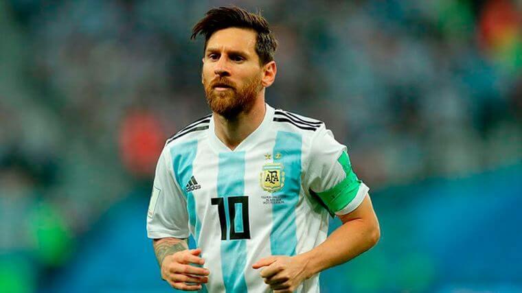 Biglia Messi serie