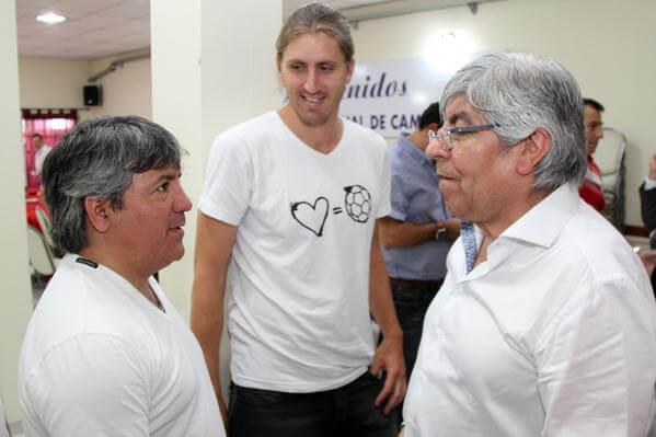 Frutos Moyano Independiente
