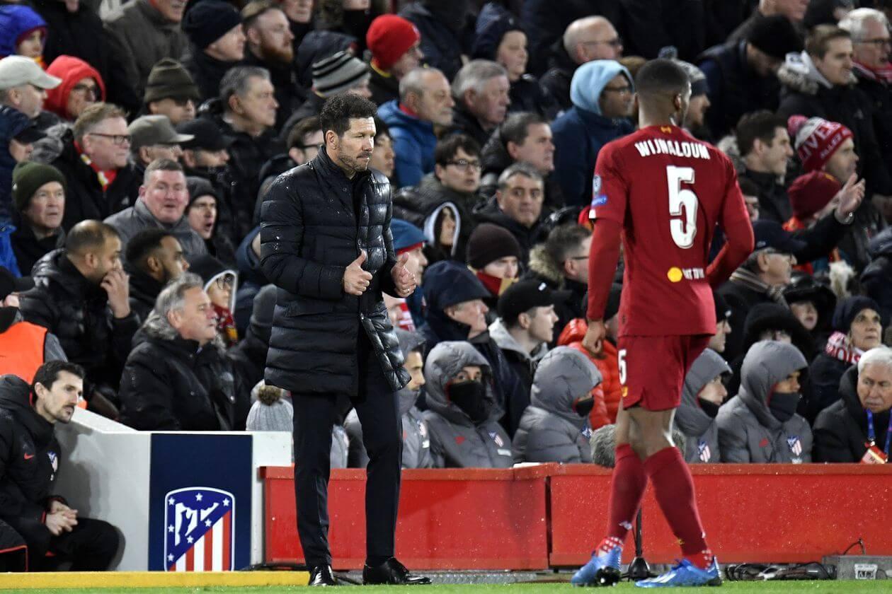 Liverpool Atlético Madrid muertos coronavirus Champions