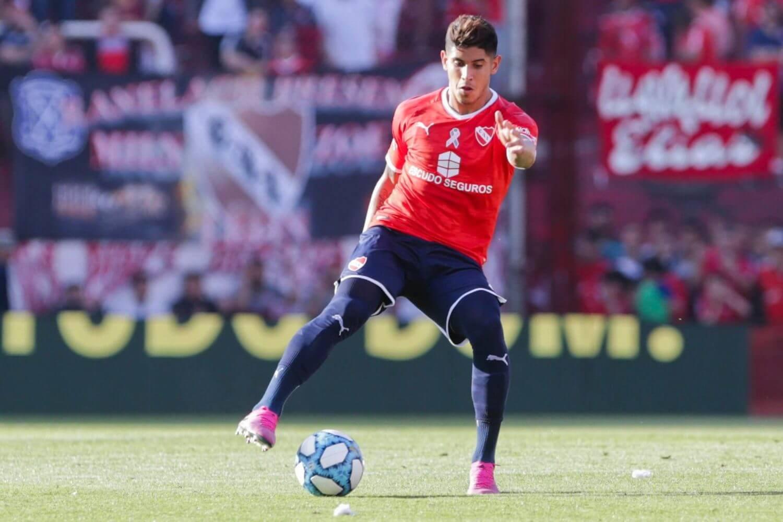 Alan Franco Independiente