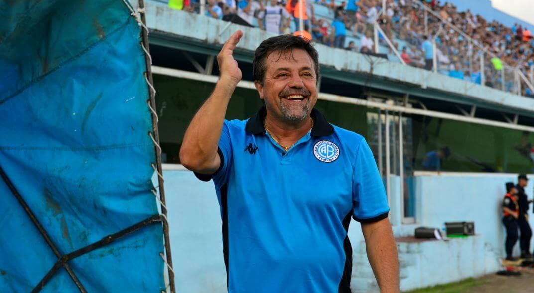 Caruso Lombardi Belgrano sueldo