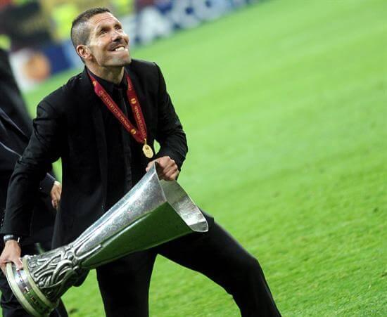 Simeone DT campeón