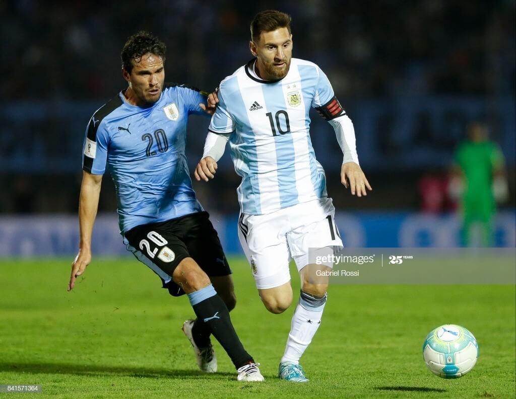 Tata González Messi