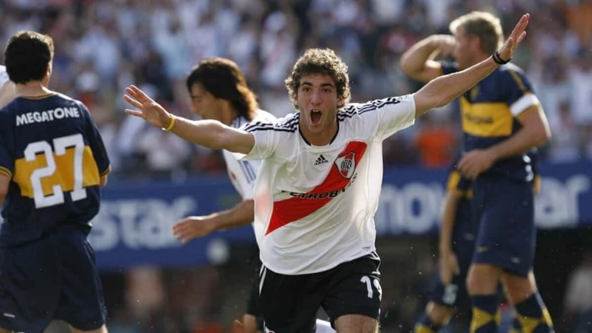 Gonzalo Higuaín vuelta River Marcelo Gallardo