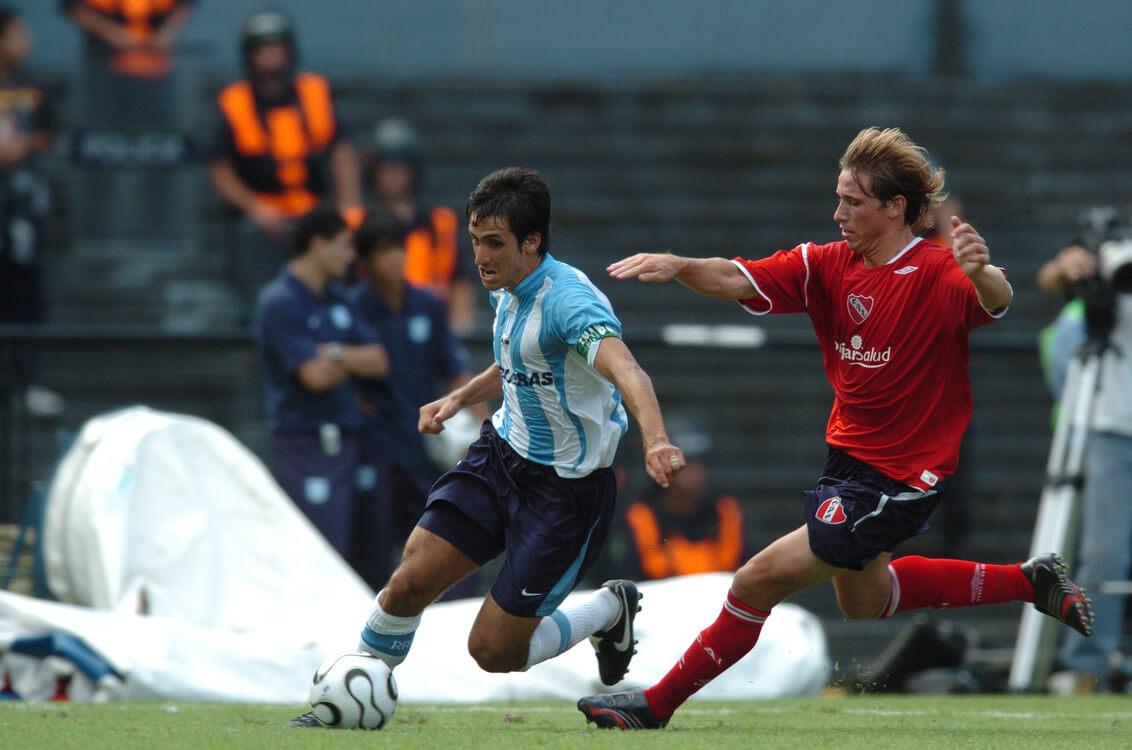 Lucas Biglia fútbol argentino Independiente Argentinos