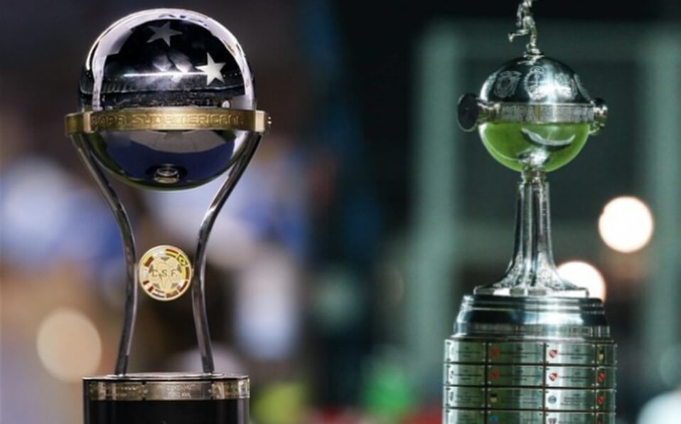 Dominguero Libertadores Sudamericana
