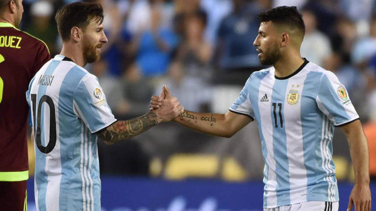 Messi Agüero Streaming