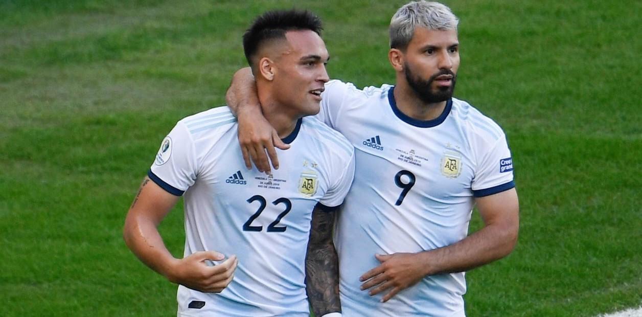 Scaloni Buffarini selección argentina