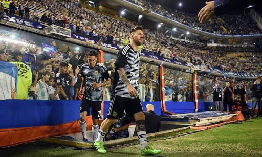 selección argentina Lional Scaloni La Bombonera